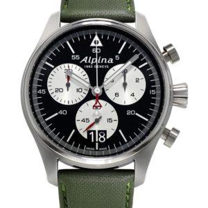 Alpina Startimer Pilot Big Date Chronograph AL-372BS4S6