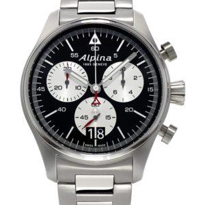 Alpina Startimer Pilot Big Date Chronograph AL-372BS4S6B