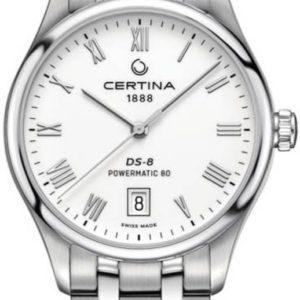 Certina DS 8 Powermatic 80 C033.407.11.013.00