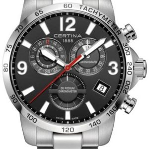 Certina DS Podium GMT Chronograph C034.654.11.057.00