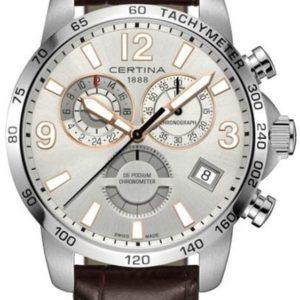 Certina DS Podium GMT Chronograph C034.654.16.037.01