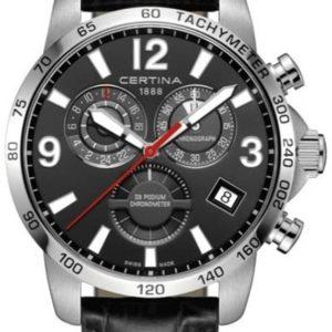 Certina DS Podium GMT Chronograph C034.654.16.057.00