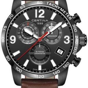 Certina DS Podium GMT Chronograph C034.654.36.057.00