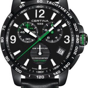 Certina DS Podium Lap Timer Chronograph C034.453.36.057.02