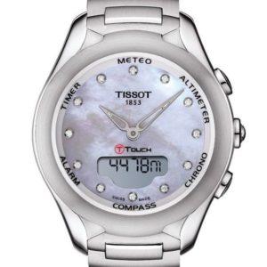 Tissot T-Touch Lady Solar T075.220.11.106.00