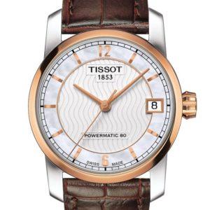 Tissot Titanium Automatic Ladies T087.207.56.117.00