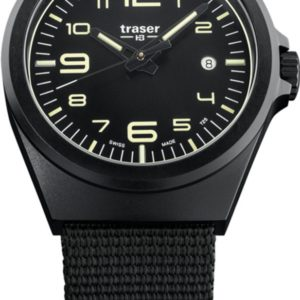 Traser P59 Essential M Black PVD nato