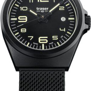 Traser P59 Essential M Black PVD ocel