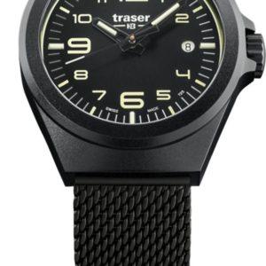 Traser P59 Essential S Black PVD ocel