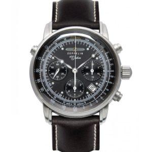 Zeppelin Chronometer Glashuette Observator 7620-2