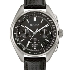 Bulova 96B251 Special Edition Lunar Pilot Chronograph Watch