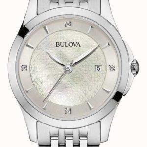 Bulova Diamond 96S160
