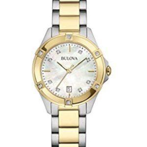 Bulova Diamond 98W217