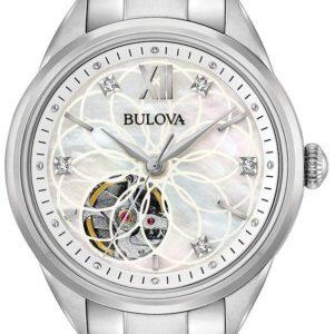 Bulova Sutton Diamond Automatic 96P181