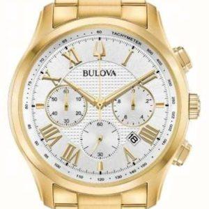 Bulova Wilton Quartz Chronograph 97B171