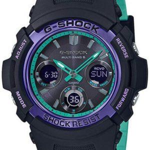 Casio G-Shock AWG-M100SBL-1AER