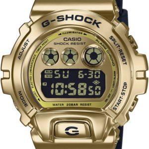Casio G-Shock GM-6900G-9ER Metal Bezel 6900 Series 25th Anniversary