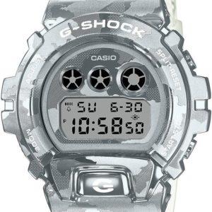Casio G-Shock GM-6900SCM-1ER Skeleton Camouflage Series