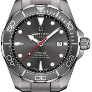 Certina DS Action Diver Powermatic 80 C032.407.44.081.00