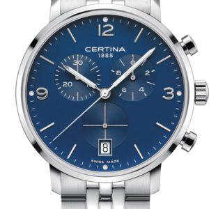 Certina DS Caimano Chronograph C035.417.11.047.00