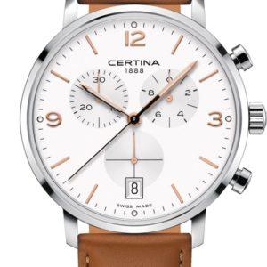 Certina DS Caimano Chronograph C035.417.16.037.01