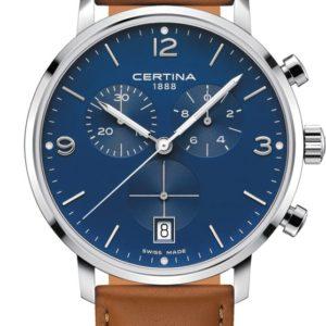 Certina DS Caimano Chronograph C035.417.16.047.00