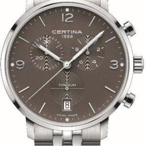 Certina DS Caimano Chronograph C035.417.44.087.00