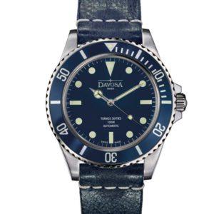 Davosa Ternos Sixties Automatic Sapphire 161.525.45S