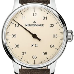MeisterSinger N°01 - 40mm DM303