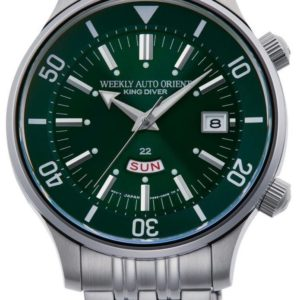 Orient Weekly Auto King Diver RA-AA0D03E