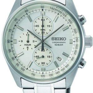 Seiko Quartz Chronograph SSB375P1