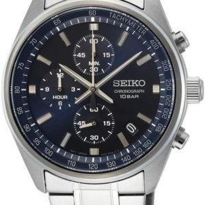 Seiko Quartz Chronograph SSB377P1