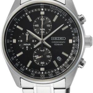 Seiko Quartz Chronograph SSB379P1