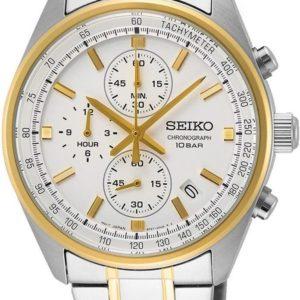 Seiko Quartz Chronograph SSB380P1
