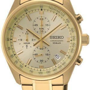 Seiko Quartz Chronograph SSB382P1