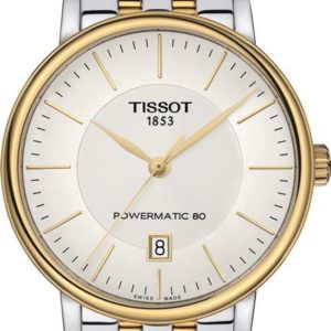 Tissot Carson Automatic Powermatic 80 T122.407.22.031.00