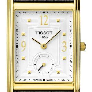 Tissot New Helvetia 18K Gold T71.3.610.34