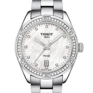 Tissot PR 100 Lady Sport Chic T101.910.61.116.00