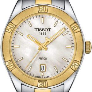 Tissot PR 100 Sport Chic T101.910.22.111.00