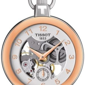 Tissot Pocket Mechanical Skeleton T853.405.29.412.01