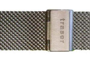 Traser náramek ocelový milanese pro modely P59 - ocelový/ šíře 22 mm