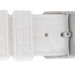 Traser řemen silikonový pro model Ladytime - bílý (47)