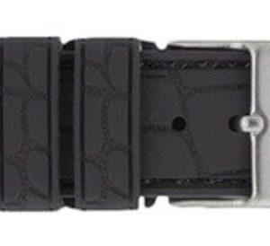 Traser řemen silikonový pro model Ladytime - černý (46)