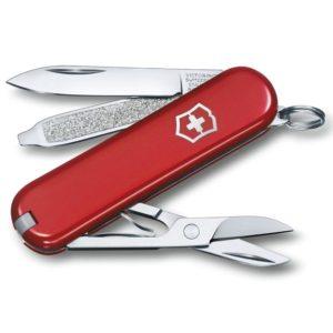 Victorinox SA Nůž Victorinox Classic SD Red