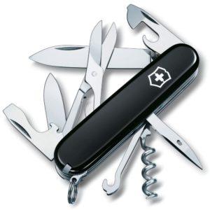 Victorinox SA Nůž Victorinox Climber Black