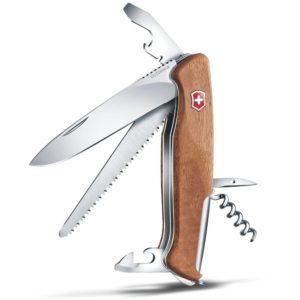 Victorinox SA Nůž Victorinox Ranger Wood 55