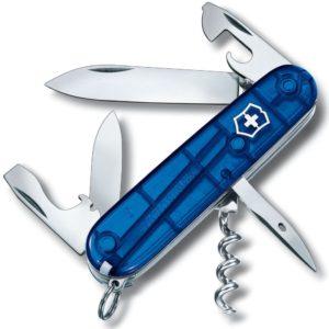 Victorinox SA Nůž Victorinox Spartan Transparent Blue