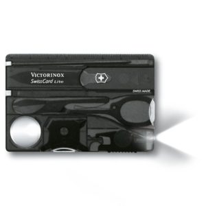 Victorinox SA Victorinox SwissCard Lite Black