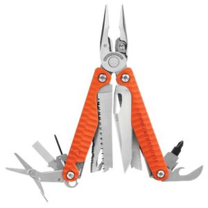Leatherman MultiTool Leatherman Charge Plus G10 Orange