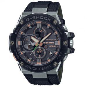 Casio G-Shock GST-B100GA-1AER G-Steel Luxury Military